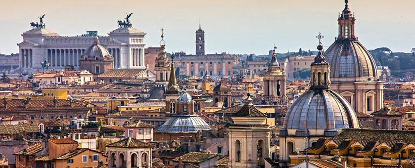 Рим день города