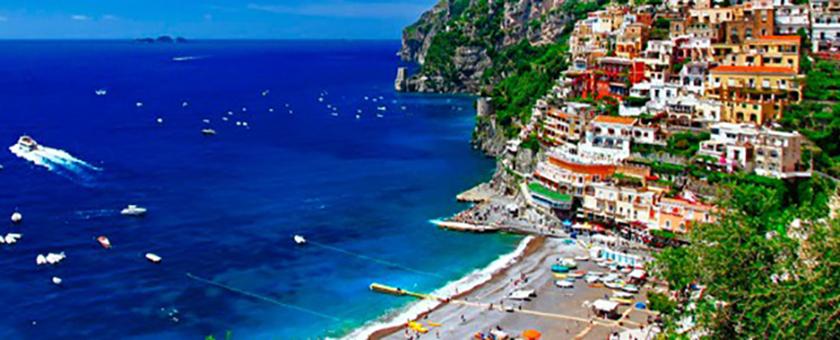 Италия лето